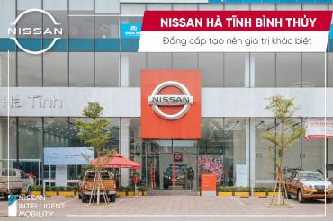 Nissan Hà Tĩnh Bình Thủy Hà Tĩnh và hành trình