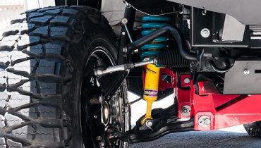 Nên độ dòng phuộc nào cho xe bán tải nissan navara là tốt nhất?