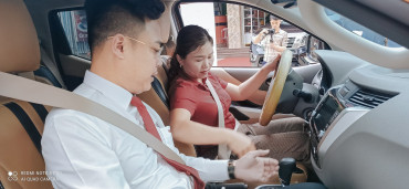 Tổng kết sự kiện trưng bày và lái thử xe tại Hương Khê