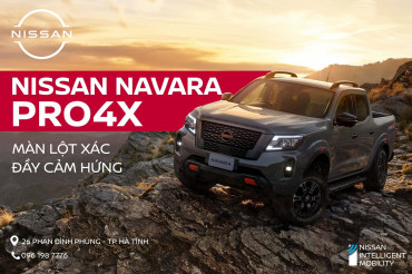 Đánh Giá Nissan Navara Pro4X 2021 – Dám Khác Biệt