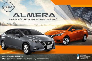 Bạn có biết…. Nissan Almera xác lập kỷ lục bán 500 chiếc xe chỉ trong một thời gian ngắn ra mắt